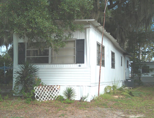 Ocala Mobile Homes For Sale In Lakefront Park With Owner Finance